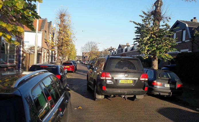 De Ploegstraat in Breda