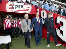 Theaterproducent schoffeert clubiconen van PSV en weigert commentaar