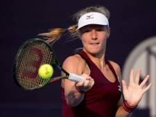 Bertens toch naar WTA Finals na afmelding Halep