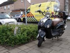 Scooterrijder gewond bij ongeval in Etten-Leur