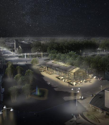 Twee horecazaken in nieuwe paviljoen op De Deel in Emmeloord