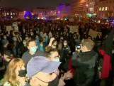Polen demonstreren tegen zeer strenge abortuswet