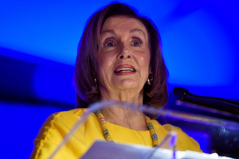 House Speaker Nancy Pelosi.