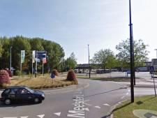 Geen extra veiligheidsmaatregelen bij station Oost: 'rotonde veilig genoeg'