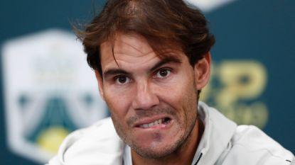 Nadal geeft forfait voor halve finale Parijs - Svitolina en Barty spelen finale op Masters