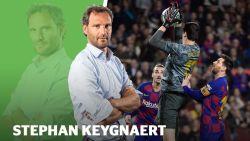 """Onze chef voetbal in Camp Nou: """"In het boksen zou de umpire de arm van Zidane omhoog stoppen"""""""