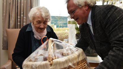 Virginia (106) is oudste inwoonster ooit in gemeente