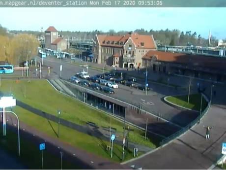Live met verkeerscamera's meekijken in Deventer kan nog steeds