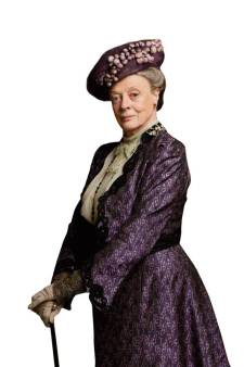 Wie is er bang voor Maggie Smith?