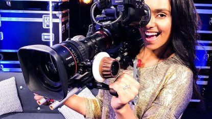 Nora Gharib wordt reporter bij 'The Voice Kids'