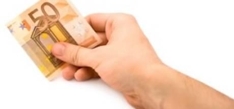 Pizzabezorger krijgt vals geld in Oosterhout