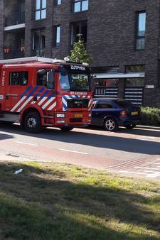 Woning in Zutphen is 'plaats delict' na brand