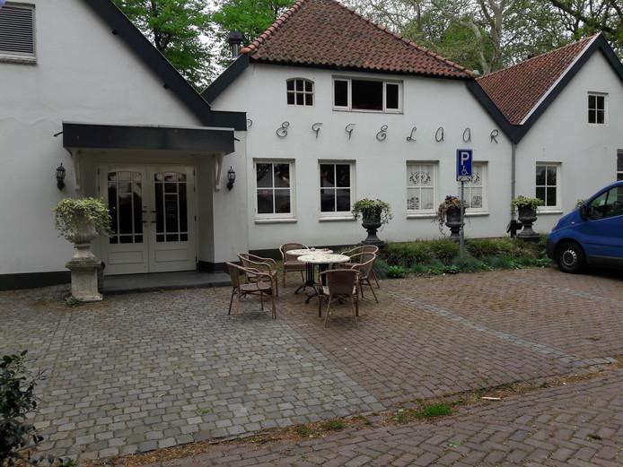 Restaurant Croy in Den Bosch.