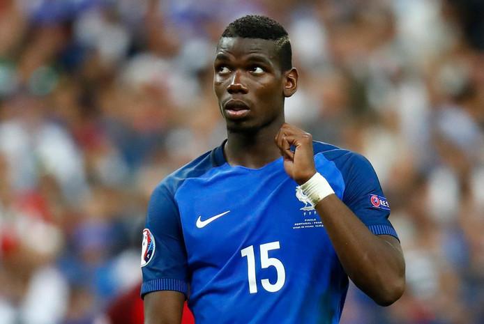 Paul Pogba zal niet spelen op de International Champions Cup.