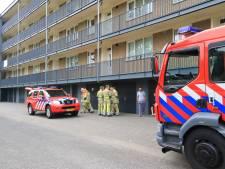 Bewoners ruiken vreemde lucht en bellen brandweer