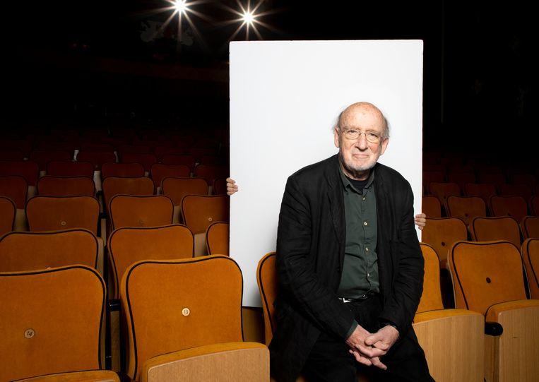 Hans Croiset ondergaat een première onder verdoving: 'Je maakt jezelf immuun voor je zenuwen. Iets ervoor slikken? Nee, zeg.'  Beeld Judith Jockel