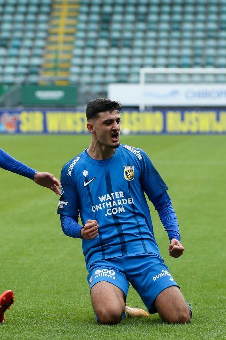De Chelsea-connectie bij Vitesse: Armando Broja heeft alles van een topspits
