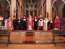 Christelijke kerken bidden samen in Apeldoorn