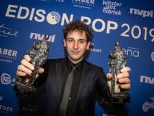 Zielsgelukkige Nielson wint twee Edisons: 'Niet durven dromen'