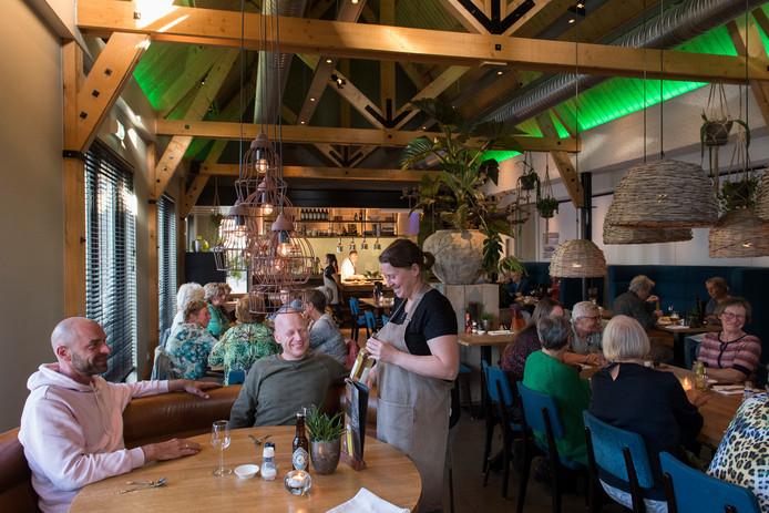 Restaurant Aan tafel bij Jan in Dreumel.
