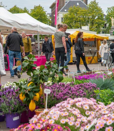 Markt Deventer houdt er eerder mee op vanwege verwachte hitte