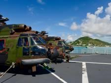 Nederlandse militairen schieten door orkaan Dorian getroffen Bahama's te hulp