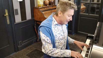 Luc Appermont en Bart Kaëll steken inwoners van Oud-Heverlee een hart onder de riem met muzikale video