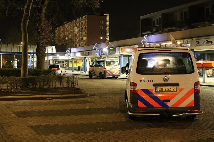 Politie-actie in Oosterhout