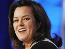 Actrice Rosie O'Donnell verkoopt anti-Trump kunst