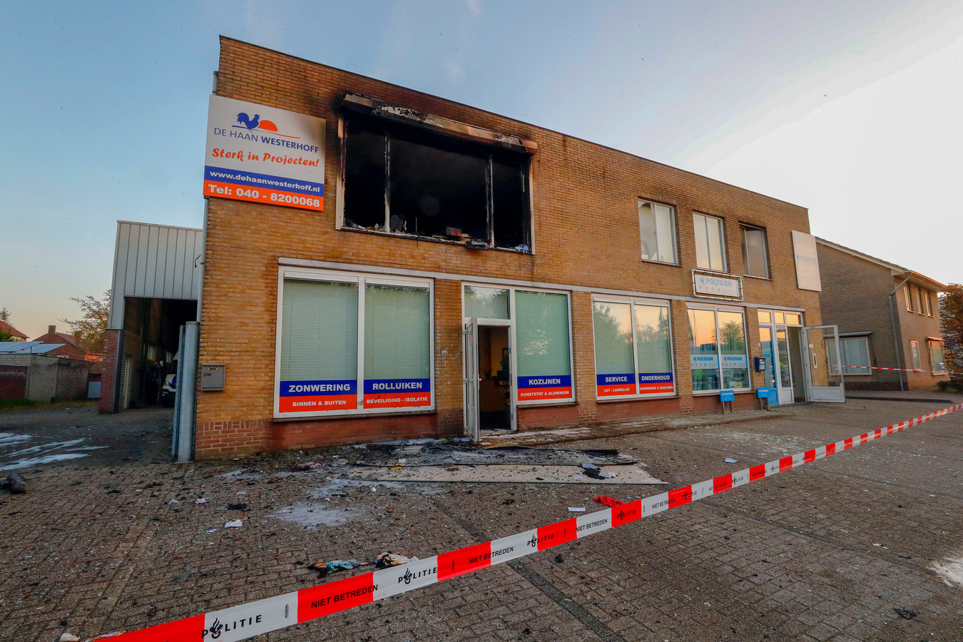 67-jarige bewoonster omgekomen bij brand in Veldhoven