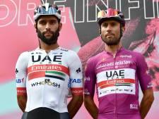 Gaviria positief getest op tweede rustdag Giro