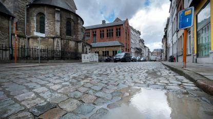 Prijskaartje heraanleg Sint-Gummarusstraat: 1.018.509 euro