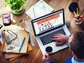 Mag je in de baas zijn tijd online shoppen?