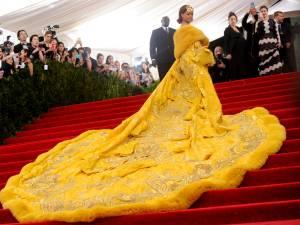 """Sa robe a marqué tous les esprits, pourtant elle avait l'impression d'être """"un clown"""""""