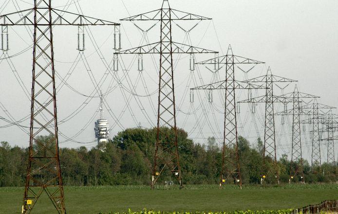 Europese hoogspanningsbeheerders sturen stroom met een frequentie van 50 Hertz door het net.
