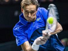 Medvedev opnieuw naar Libéma Open in Rosmalen