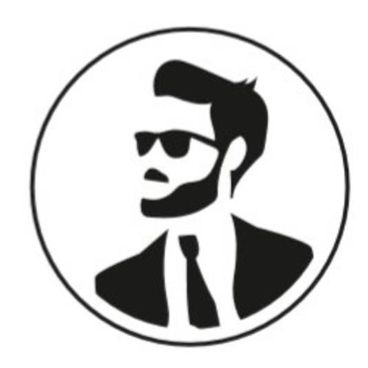Logo Mr. Morris.
