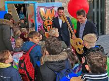 Nieuwe basisschool Rockanje nu alweer verbouwd