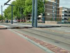 Technici werken aan probleem Schiedamse Proveniersbrug