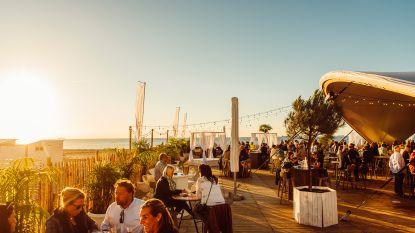 """Foodfestival op strand van Knokke keert terug met twéé weekends: """"Absolute toprestaurants moeten weigeren om lokale horeca kans te bieden"""""""