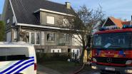 Chauffageketel vat vuur: bewoner naar ziekenhuis