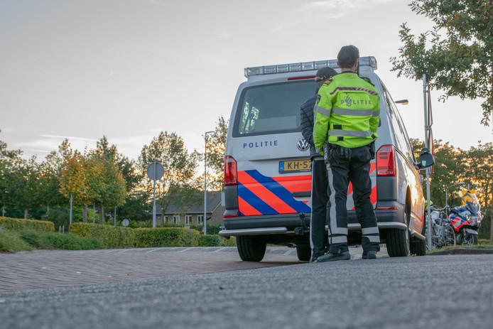 Inbrekers aangehouden in Goirle.