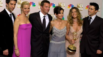 'Friends'-franchise is 1 miljard waard: makers denken aan spin-off