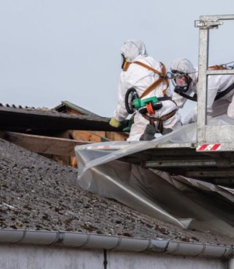 Flevoland ruimt in rap tempo asbestdaken op