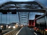 Transporteurs van gevaarlijke stoffen moeten meer dan half uur omrijden door afsluiting