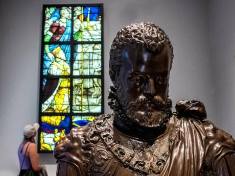 Zo'n 163.000 Rijksmuseum-bezoekers vergapen zich aan Gouds Glas uit Sint-Janskerk