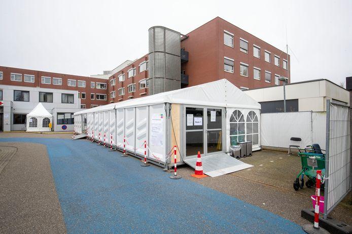 Ziekenhuis Gelderse Vallei. Foto ter illustratie.