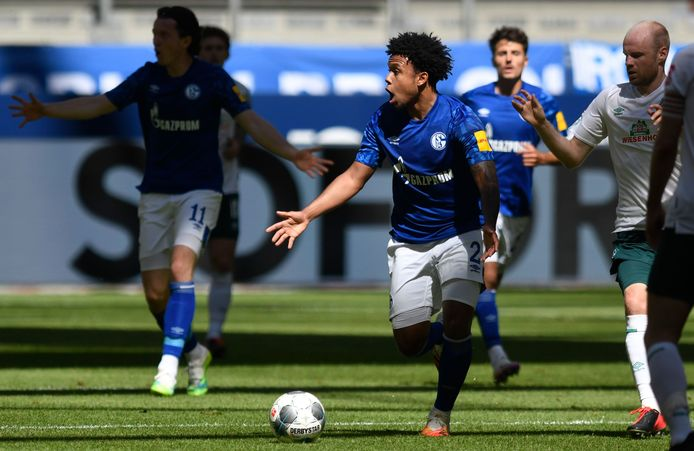 Weston McKennie.