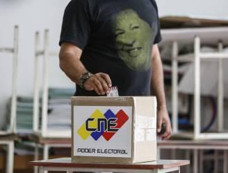 Kiesautoriteiten Venezuela ontkennen gesjoemel met opkomstcijfer