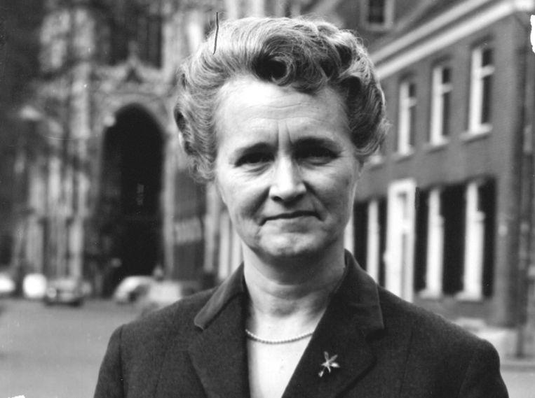 Marga Klompé Beeld ANP